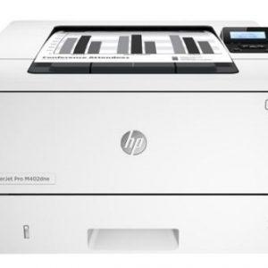 مشخصات فنی HP LaserJet Pro M402dne Laser Printer