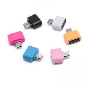 تبدیل USB به OTG رنگی